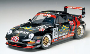 1:24 Scale Porche 911 GT2 Taisan Racing Car Model Kit #P