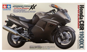 1:12 Scale Honda CBR 1100XX S.Blackbird Model Bike Kit #1257
