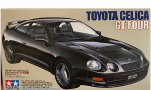 1:24 Scale Toyota Celica GT4 ST205 Model Kit #1229P
