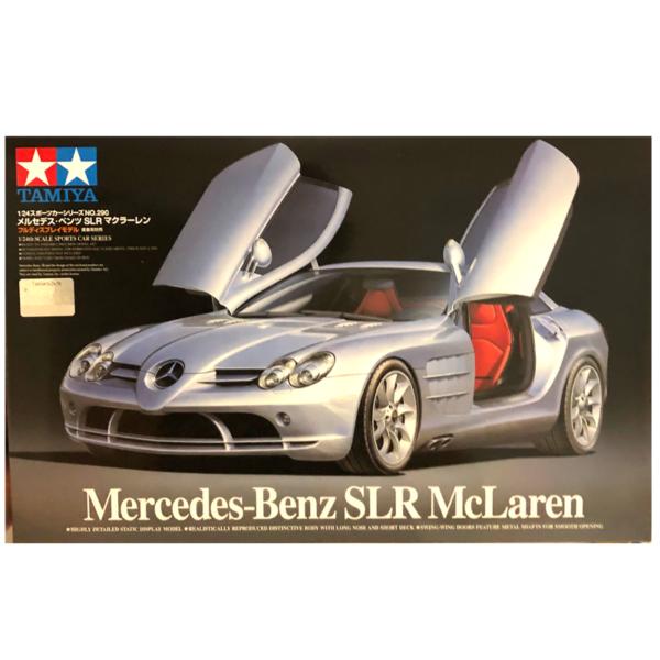 1:24 Scale Porsche Boxster Model Car Kit #1278P