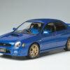 1:24 Scale Subaru Impreza STI Bugeye Model Kit #1226P