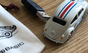 VW Beetle Car USB Memory Stick 8Gb *Ltd Edition*