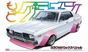 1:24 Scale Aoshima Nissan Cedric 4DR 2000 SGL-E Grand Champion Model Kit #1472