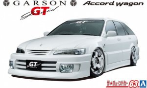 1:24 Scale Aoshima Garson Geraid GT CF6 Honda Accord Wagon #