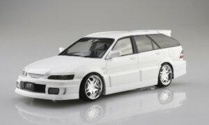 1:24 Scale Aoshima Garson Geraid GT CF6 Honda Accord Wagon  #