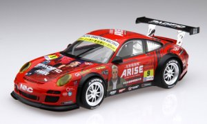 1:24 Scale NAC ARISE DR Porsche 911 GT3R Model Kit #