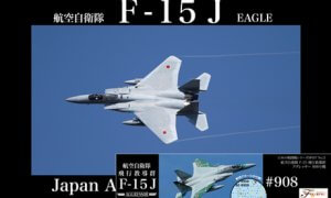 1:48 Scale Japanese F15J- Tactical Fighter Plane Model Kit #1329p