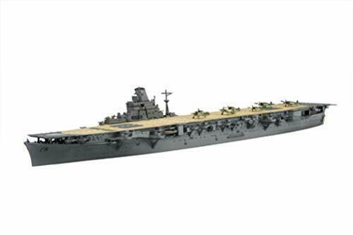 1:700 Scale Fujimi IJN Aircraft Carrier Jyunyo 1944 Model Kit  #1338p