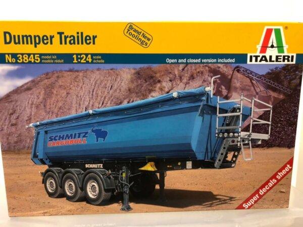 1:24 Scale Italeri US Wrecker Truck Model Kit  #1455p