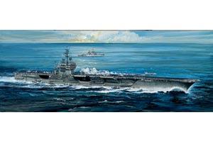 1:720 Scale Italeri USS America Ship Model Kit  #1406