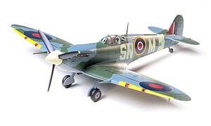 1:48 Scale Tamiya Spitfire MK.VB Plane Model Kit  #1429