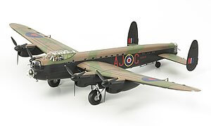 1:48 Scale Dambuster Grand Slam Plane Model Kit #1438