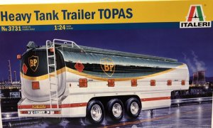 1:24 Scale US Wrecker Truck Model Kit #1455p