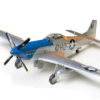 1:48 Scale Tamiya North American P-51D Mustang Plane Model Kit  #1430