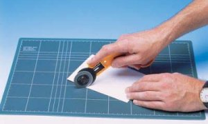 Cutting Mat - Self Healing for Cutting Things On A5 size Budget Starter *recommended* #2120
