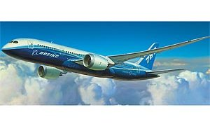 1:144 Scale Boeing 787 Dreamliner Plane Model Kit #1413