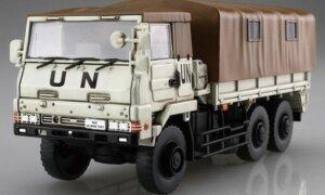 1:72 Scale Fujimi Japanese JGSDF 3 1/2 Tonne Truck Model Kit  #1378p