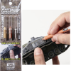 Mr Hobby Weathering Liner MUD For Creating Extra Depth To Your Model Kit #