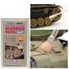 Mr Hobby Weathering Pastel Set1 For Creating extra depth to your model or diorama #