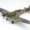 1:48 Scale Tamiya Supermarine Spitfire MK 1 Plane Model Kit #1439