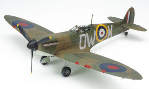 1:48 Scale Tamiya Supermarine Spitfire MK 1 Plane Model Kit #1439