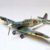 1:48 Scale Tamiya Supermarine Spitfire MK.VB Plane Model Kit  #1429