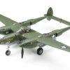 1:48 Scale Tamiya US-38 F/G Lightning Plane Model Kit #1440p