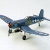 1:48 Scale Tamiya Vought G4U-1A Corsair Plane Model Kit  #1433