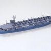 1:700 Scale Tamiya US Escort Carrier CVE-9 Bogue Ship Model Kit  #
