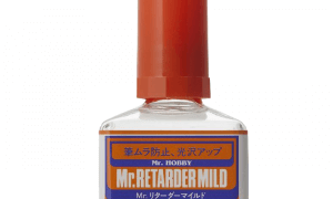 Mr Hobby Mr Retarder Mild - Agent For Better Paint Finish/Use *Check Description* #