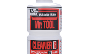 Mr Hobby Mr Tool Cleaner R400 - 250 OR 400ml Bottle For Cleaning Tools / Brushes etc