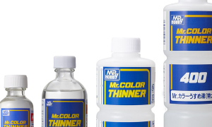Mr Hobby Thinners For Mr Color Laquer Paints - Choose Bottle Size