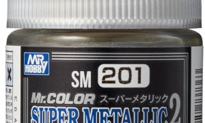 Mr Hobby Mr Color 'Super Metallic 2 ' Paints ***NEW & GREAT ***
