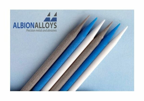 Albion Alloys Plastic Sanding Needles Pack For sanding holes and odd shapes in plastic kits *great* #2105