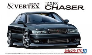 1:24 Scale Toyota Chaser JZX100 Vertex V Tourer 98' Car Model Kit #