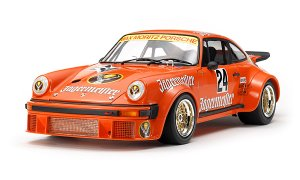 1:12 Scale Tamiya MASSIVE Porsche 911 Jagermeister Race Car Model Kit