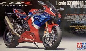1:12 Honda CBR1000 RR-R Fireblade SP Model Bike Kit #1494
