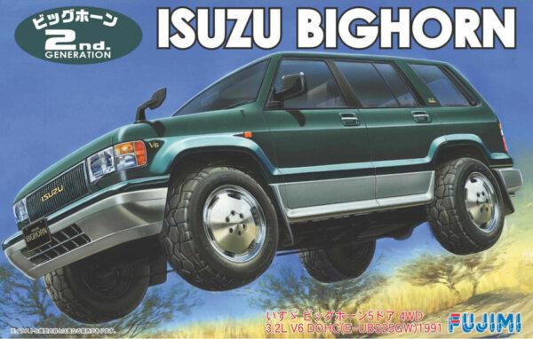 1:24 Scale Fujimi Isuzu Bighorn / Trooper Car Model Car Kit #588p
