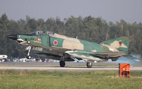 1:72 Scale Fujumi RF-4E Phantom II Aircraft Model Kit #