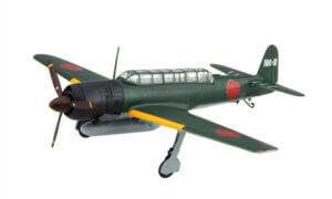 1:72 Scale Fujimi Nakajima Saiun Type11/Type11 Night Fighter Aircraft Model Kit #