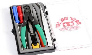 Tamiya Quality Model Making Tool Set #1092