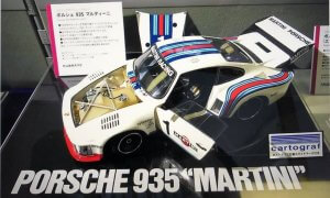 1:12 Scale Tamiya MASSIVE Porsche 935 Martini Race Car Model Kit * Just Arrived * #1536p
