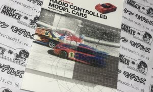 Book: A Beginners guide to RC Model Cars by Tamiya