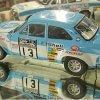 1:24 Scale Ford Escort 1973 MK1 Rally Car Model Kit#1510