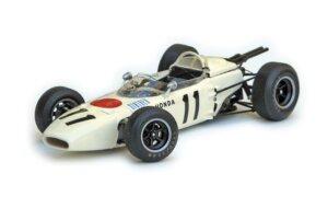 1:20 Scale Tamiya Honda F1 RA272 1965 Mexico Winner Model Car Kit #1499