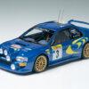 1:24 Scale Tamiya Subaru Impreza WRC Monte-Carlo '98 Rally Model Kit #1501