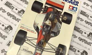 1:20 Scale Tamiya McLaren Honda MP4/5B Vintage Retro NOS Model Car Kit #IG10