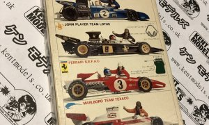 1:20 Scale Tamiya Vintage Motor Racing Team Kit - Team Manager NOS #IG03