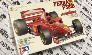 1:20 Scale Tamiya Ferrari F310B Vintage Retro NOS Model Car Kit #IG14