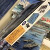 1:3000 Scale Fujimi Operation MO Battle Of The Coral Sea Set Model Kit No.14 #1617P